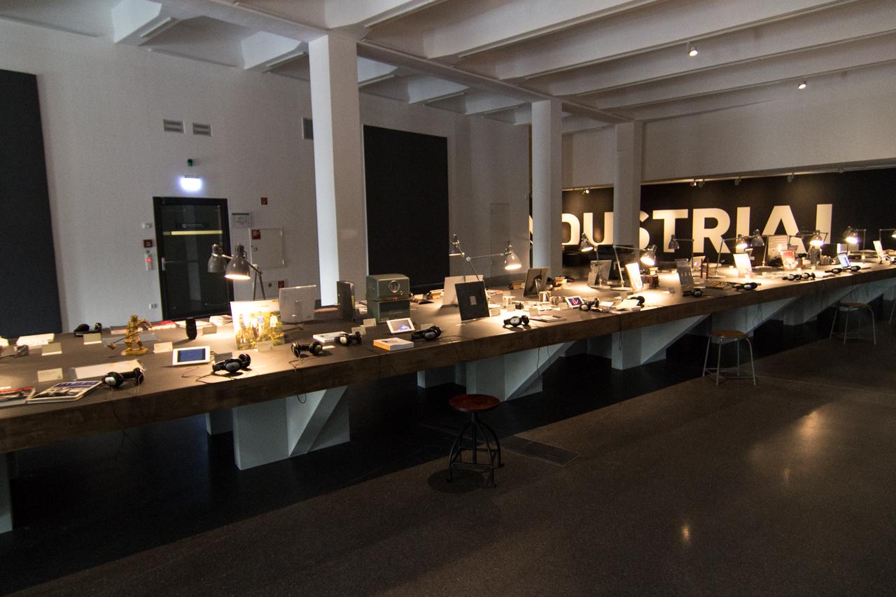 Die Entwicklung der Industrie als anfassbare Ausstellung