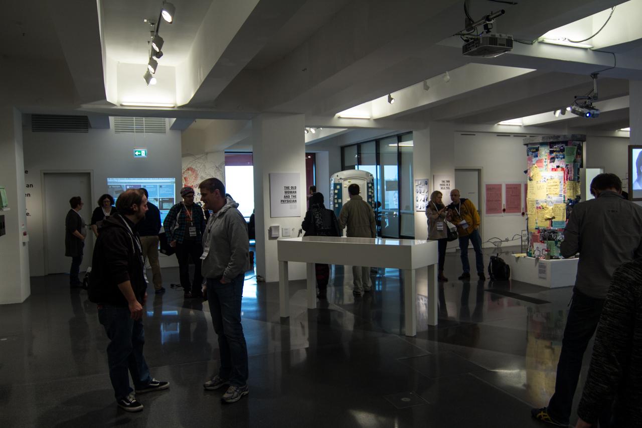 Ausstellung des Dortmunder U