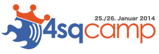 4sqcamp Logo