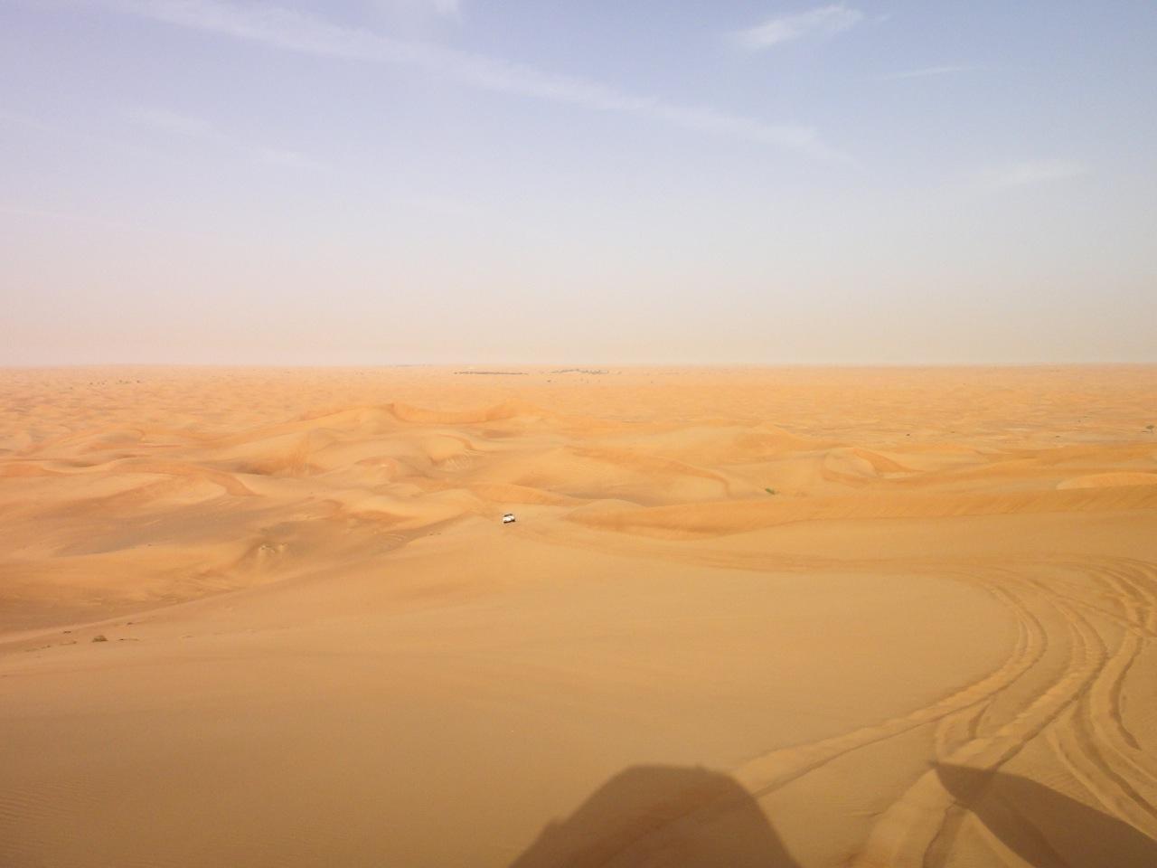 Al Maha Resort Wüste