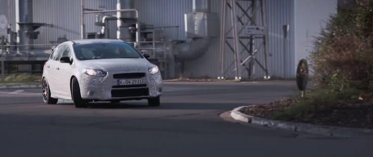 All-New Focus RS Hooned by Ken Block