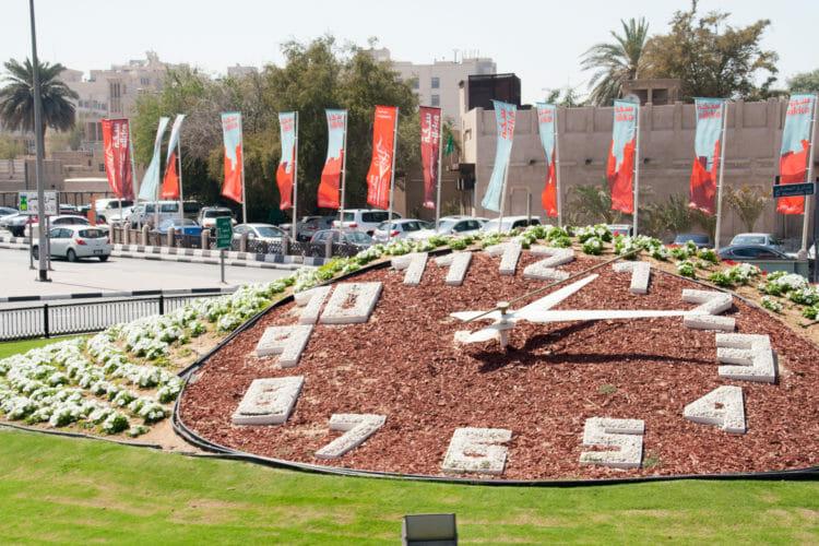 Dubai Creek Clock