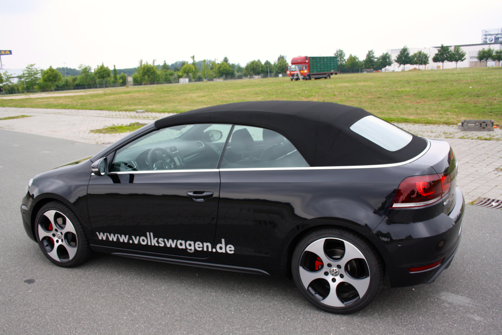 testfahrt vw golf gti cabriolet kai thrun. Black Bedroom Furniture Sets. Home Design Ideas