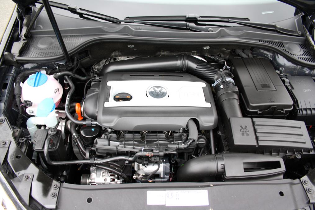 1 Turbo, 2 Liter, 4 Zylinder - 210PS