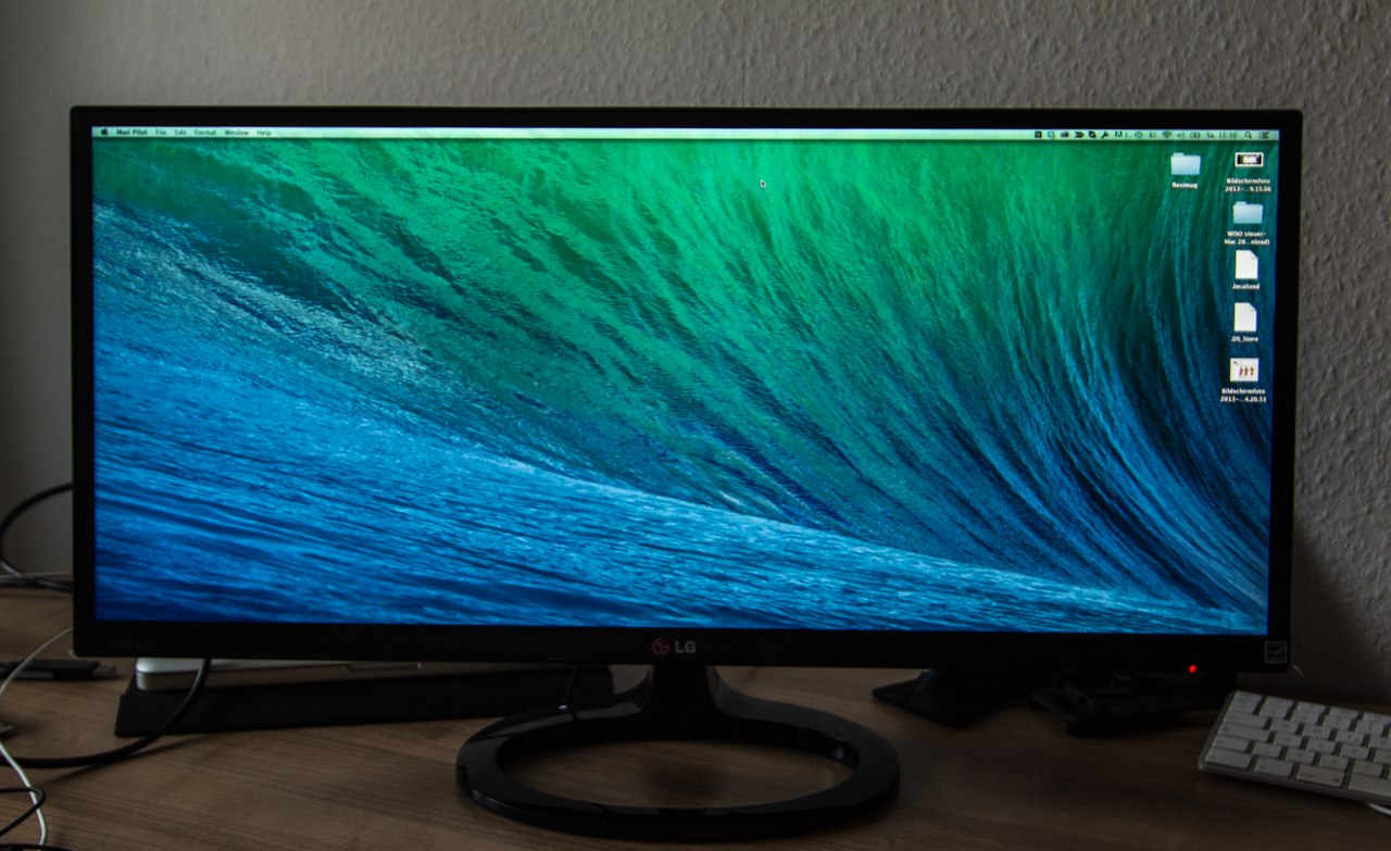 LG 29EA73 21:9 Ultrawide Monitor im Test