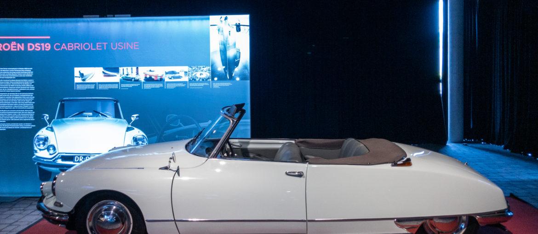 Citroen DS19 Cabriolet im PS.SPEICHER Einbeck