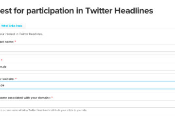 Request_for_participation_in_Twitter_Headlines___Twitter_Developers