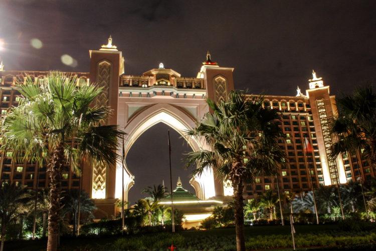 Atlantis, The Palm. Dubai