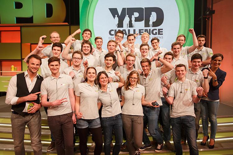 Die Finalteilnehmer; Foto: Florian Wieser