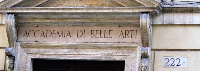 Kunsthochschule in Rom