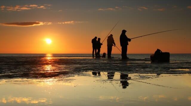 Man sollte Geduld mitbringen, wenn man einen dicken Fisch angeln möchte