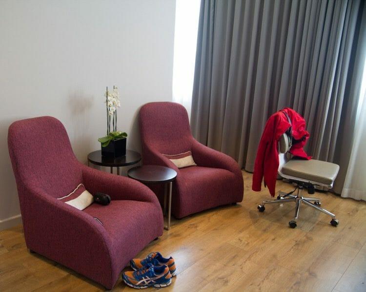 Falls mir jemand mal ein Geschenk machen möchte - besorgt mir diese Sessel ;)