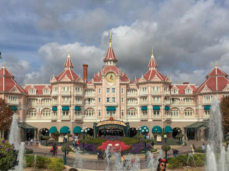 Disneyhotel Paris