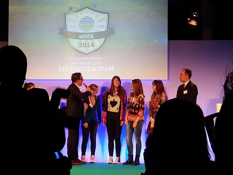 eIDEE-Sieger-Schule