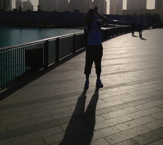 Kleidung in Dubai