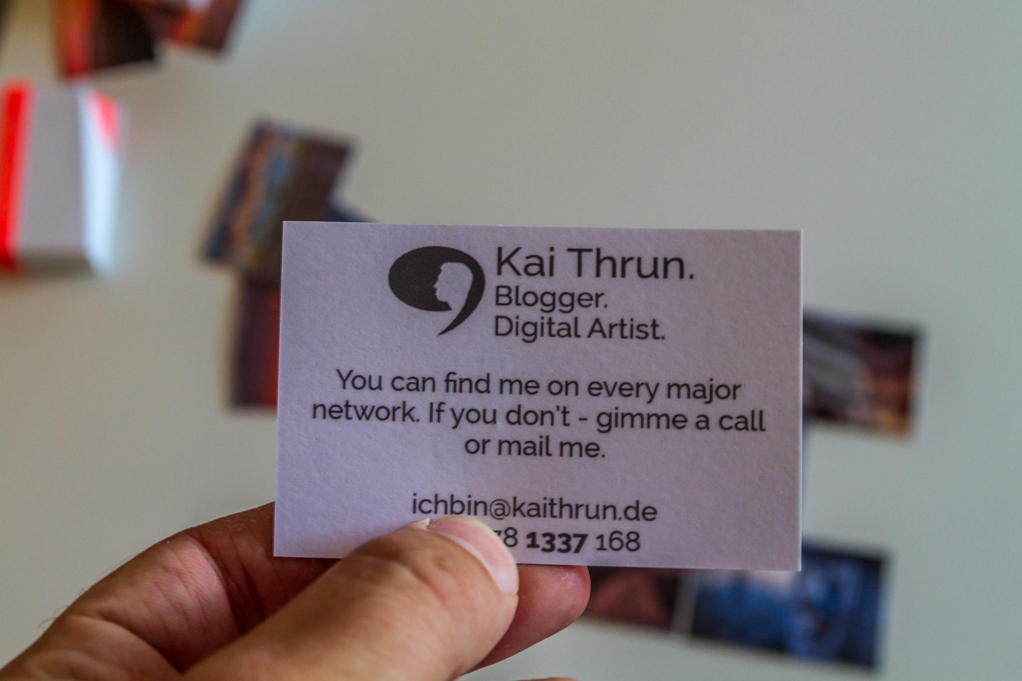 Moo Cards Anzeige Kai Thrun