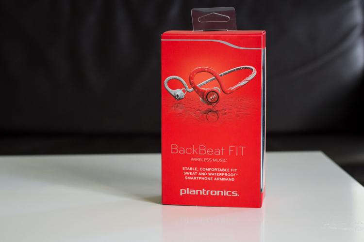 Plantronics Backbeat Fit Sport
