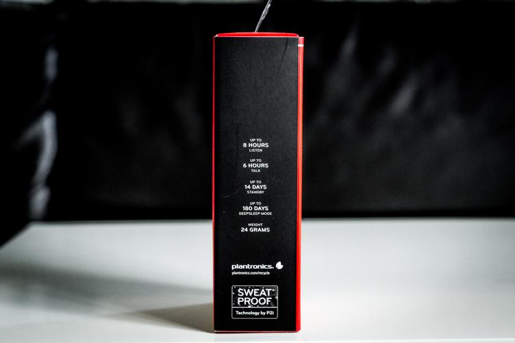 Backbeat Fit Sport Packaging