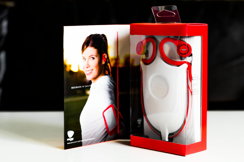 Bluetooth Headset Backbeat Fit Sport