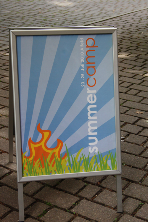 SummerCamp Alfeld