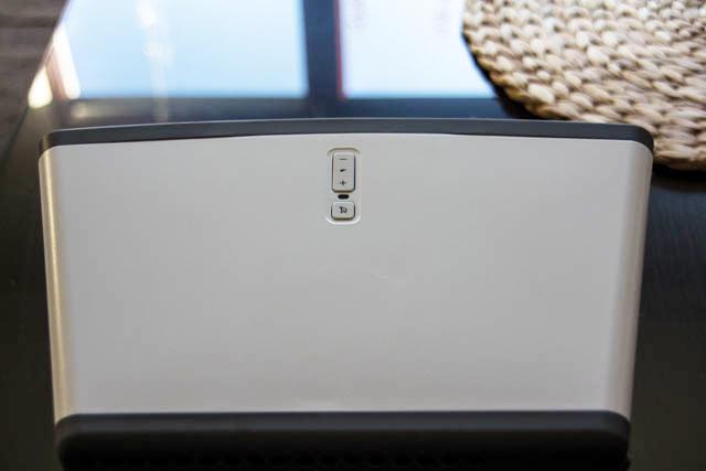 Lauter, leister, stumm - die typischen Elemente eines SONOS-Gerätes
