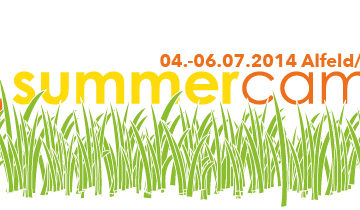 Summercamp Alfeld 2014