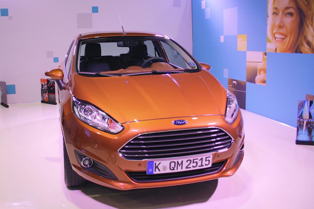 Ford Fiesta Modell 2013