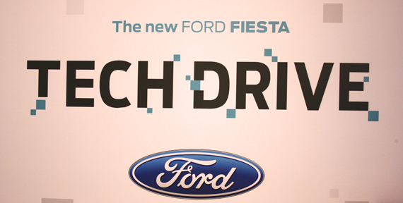 Ford Fiesta TECH DRIVE