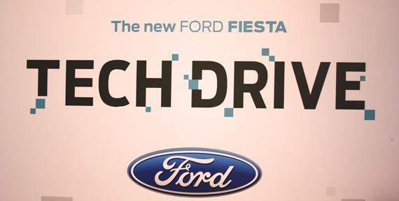 Ford Fiesta TECH DRIVE