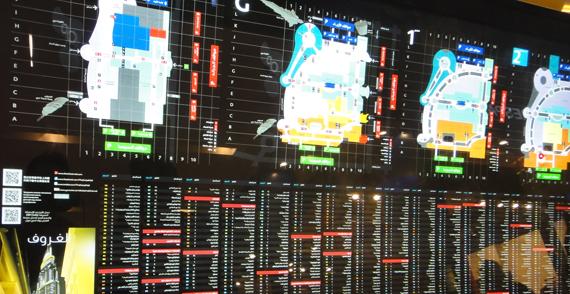 The Dubai Mall Plan