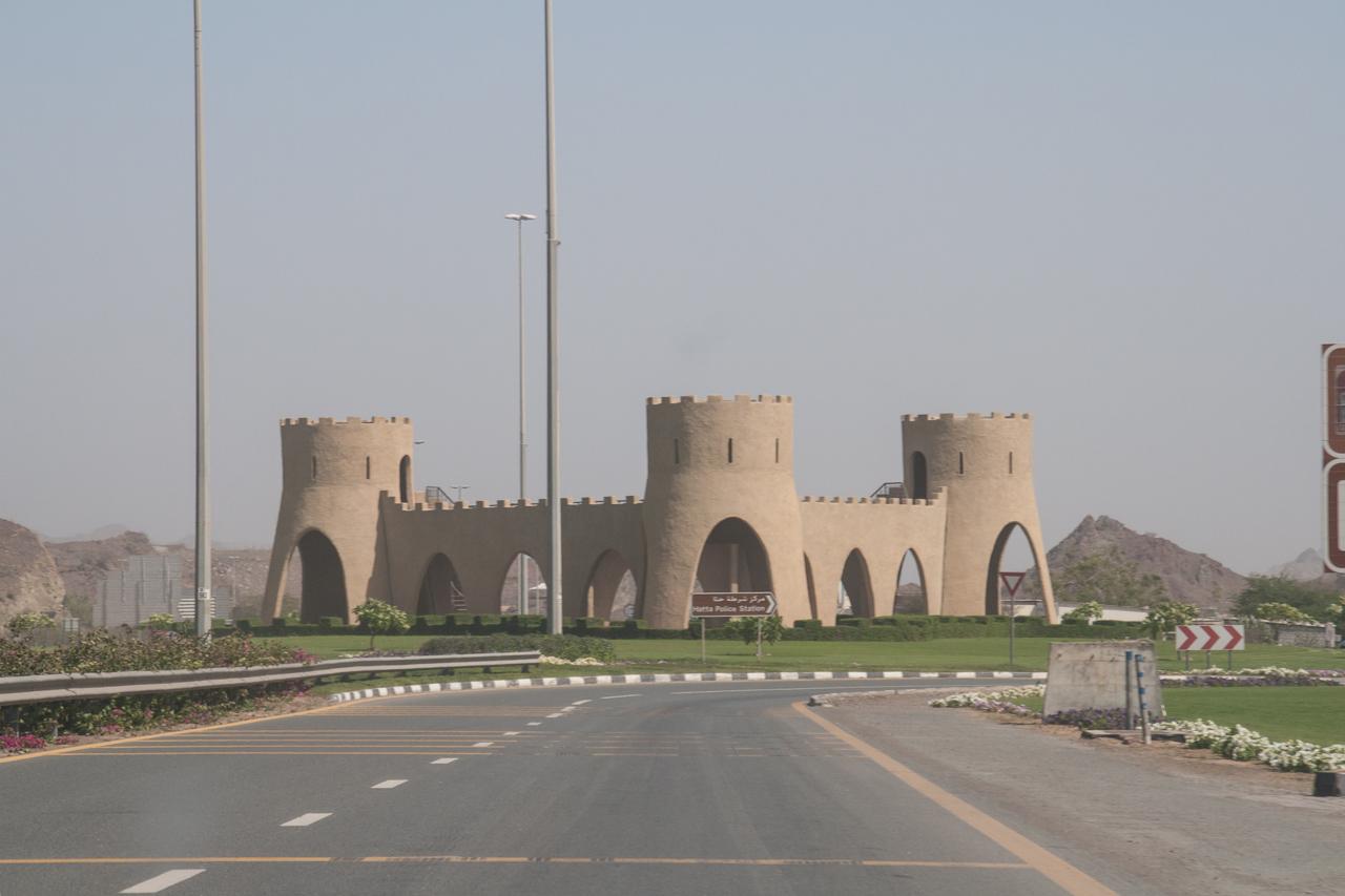 Stadtzentrum von Hatta