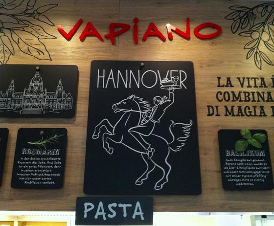 Vapiano Hannover