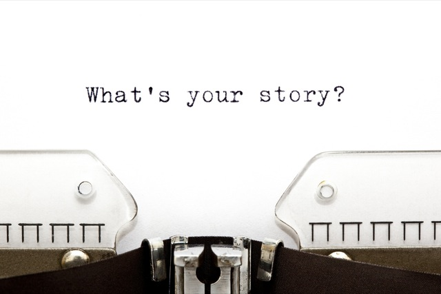 whats-your-story-schreibmaschine