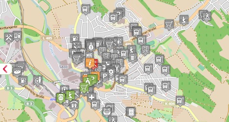 Wheelmap von Alfeld